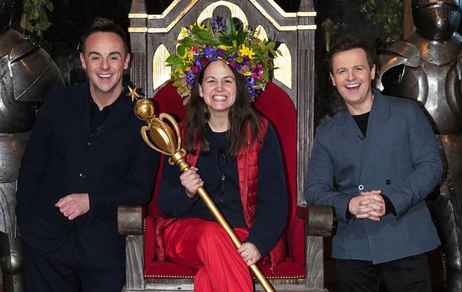Giovanna was crowned the winner last week