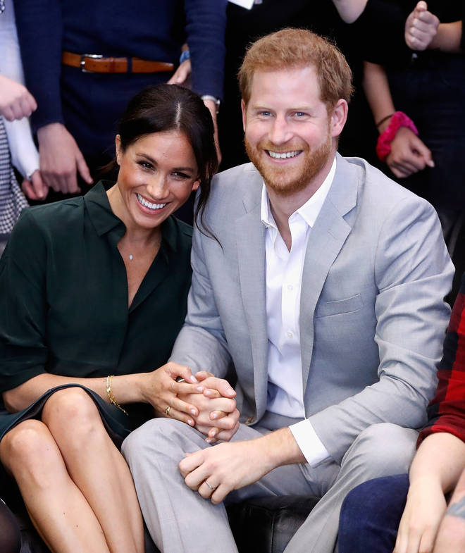 Prince Harry's children reportedly won't have a Princess or Prince title