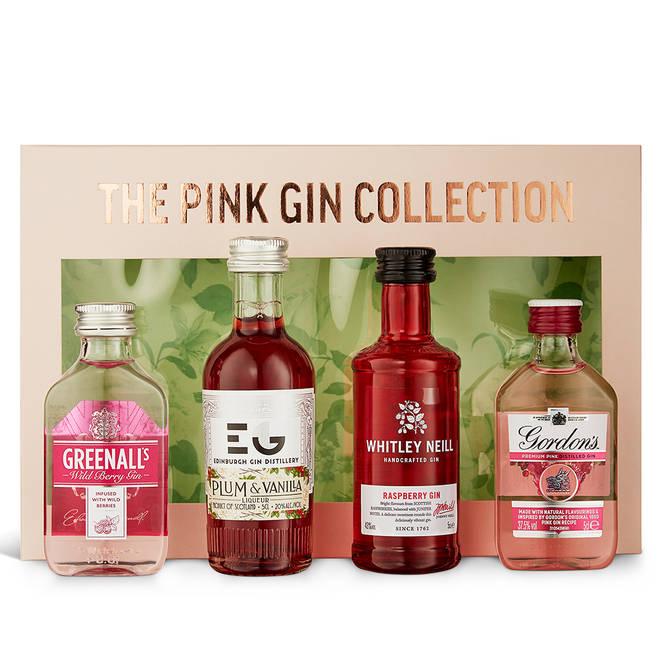 Pink Gin Gift
