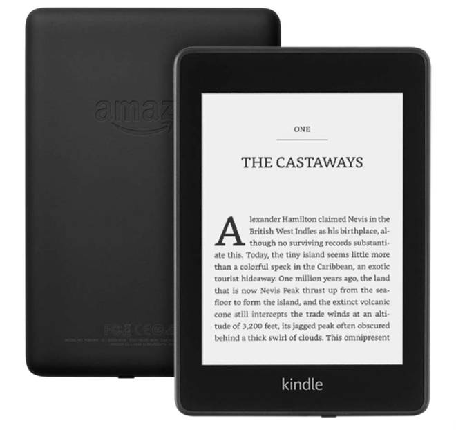 Your grandparents will be spoiled for choice when it comes to reading with the Amazon Kindle Paperwhite