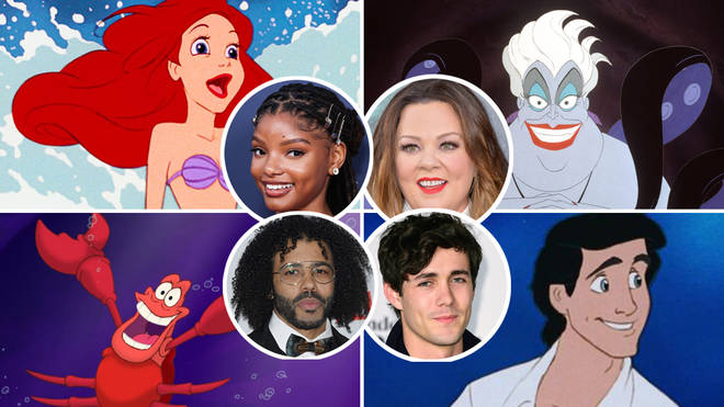 The cast of The Little Mermaid has been announced