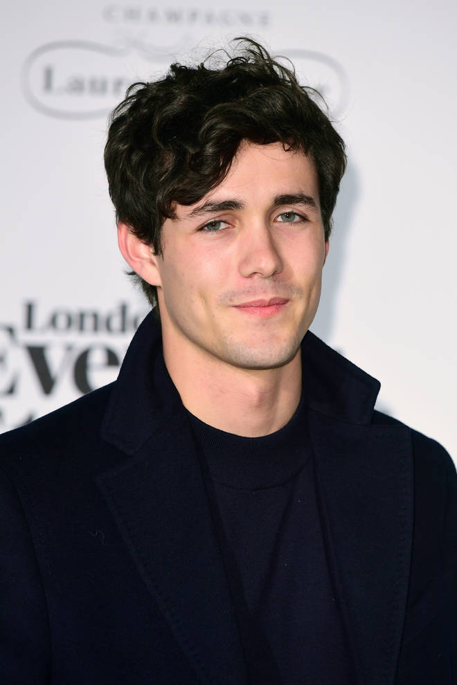 Jonah Hauer-King will be playing Prince Eric in the live-action remake