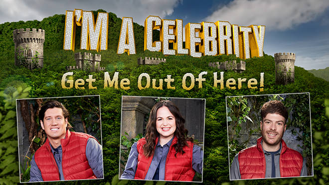 The finalists of I'm A Celebrity 2020