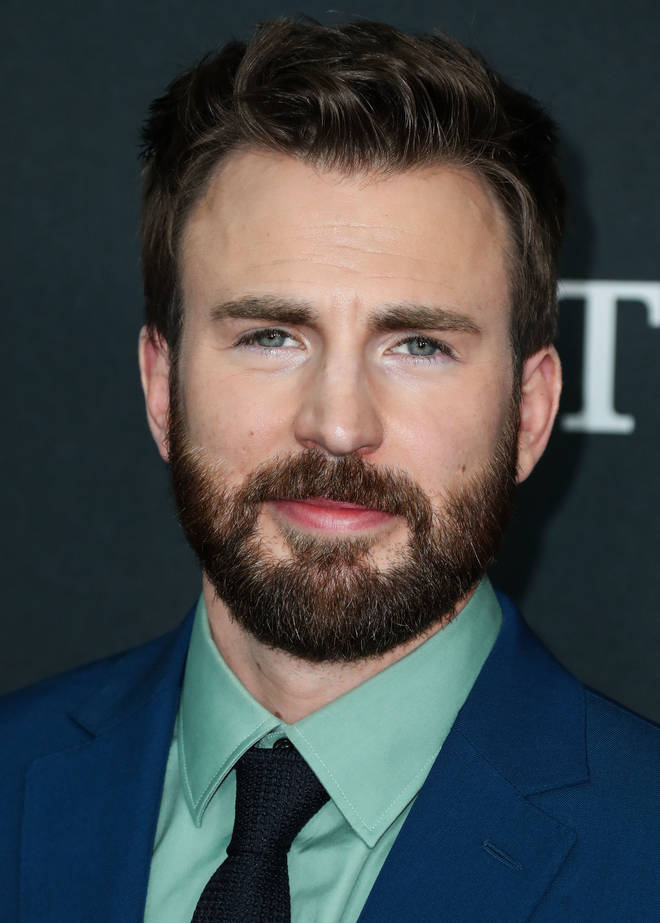 Chris Evans will be voicing the young Buzz Lightyear