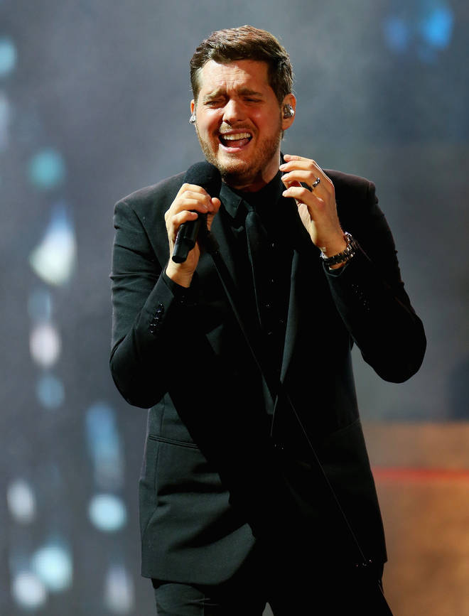 Michael Buble Live In Sydney