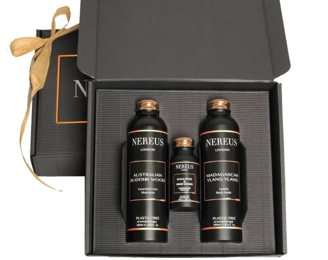 Sustainable Christmas Gift Set by Nereus