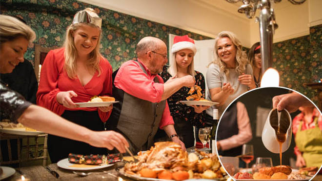 The best and worst festive foods have been ranked
