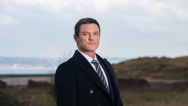 Luke Evans as Steve Wilkins in The Pembrokeshire Murders