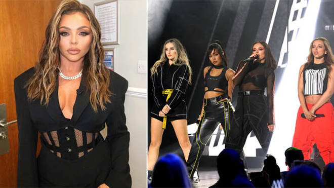 Jesy Nelson announced she is leaving Little Mix after nine years