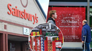 The supermarket rules have changed over Christmas