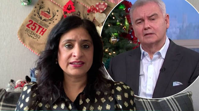 A mum shocked This Morning viewers with her Christmas confession