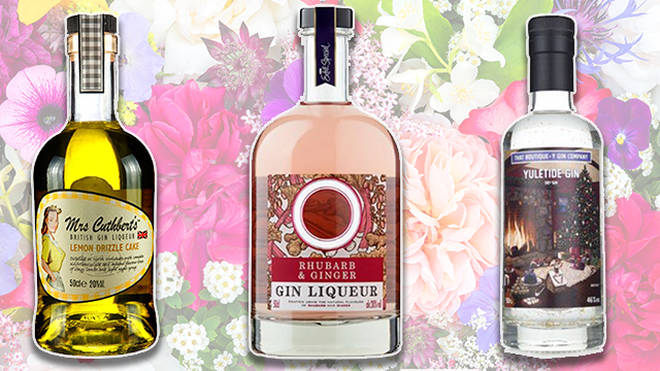 Various gins