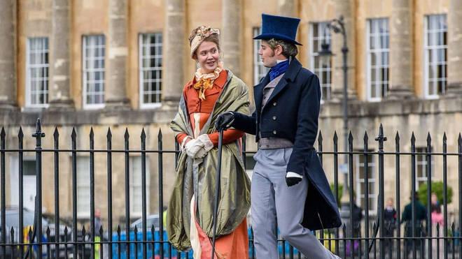 Much of Bridgerton was filmed in Bath