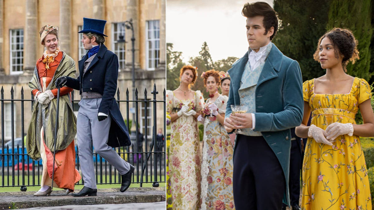 Netflix Says Bridgerton Is Its Biggest Series Ever - E! Online - AU