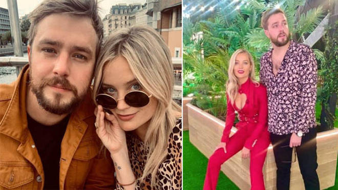 Laura Whitmore and Iain Stirling have reportedly wed