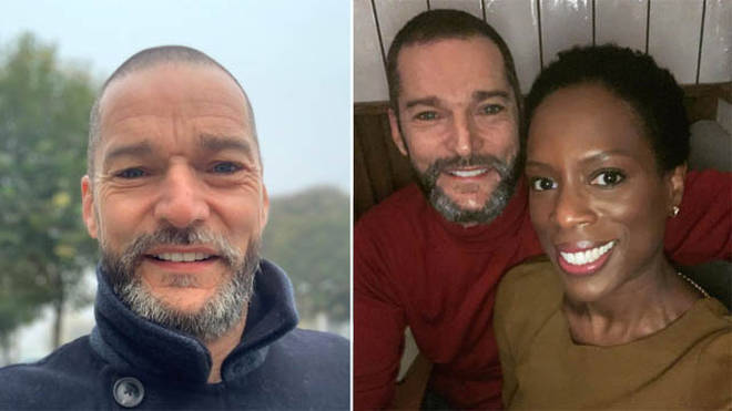 Fred Sirieix is engaged