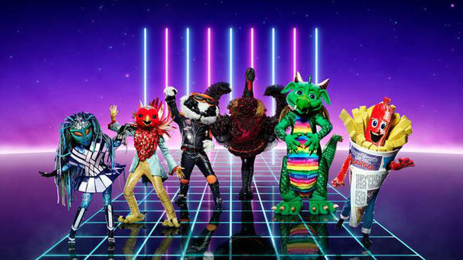 The Masked Singer kicks off on Boxing Day