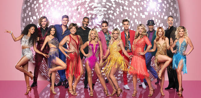 The 2018 Strictly Come Dancing line up