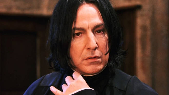 The woman plans to name one twin after Severus Snape