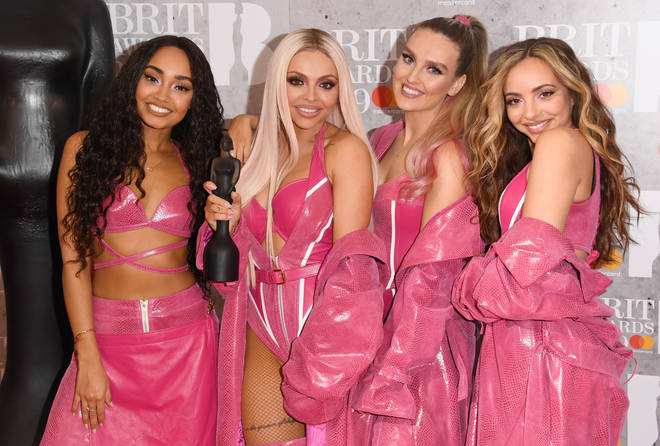"Jesy Nelson said being in the band had ""taken a toll"" on her mental health"