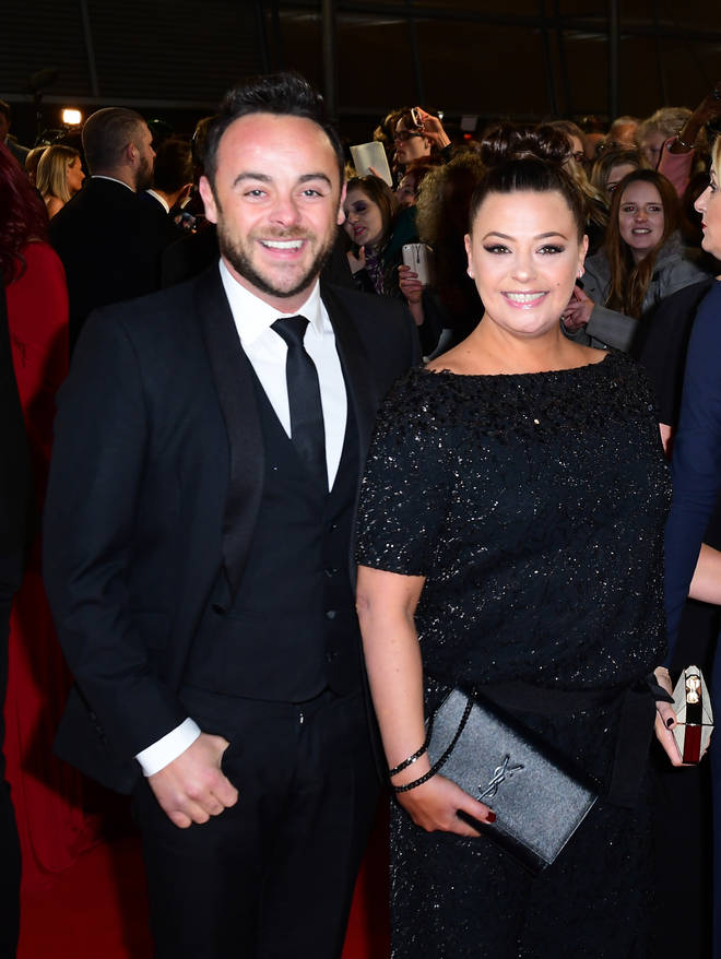 Ant McPartlin and Lisa Armstrong have been married 11 years