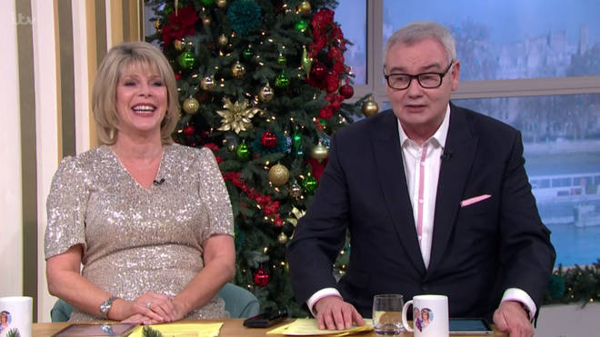 Eamonn Holmes joked about This Morning 'getting rid' of him and Ruth