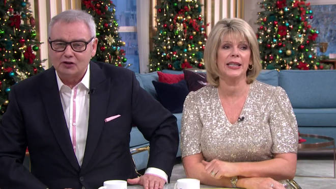 This Morning viewers were quick to pick up on Eamonn's comments