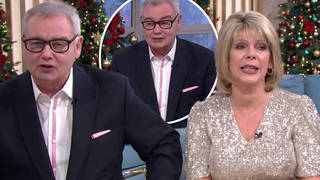 Eamonn Holmes makes cheeky dig at This Morning for 'getting rid' of him and Ruth on Friday shows