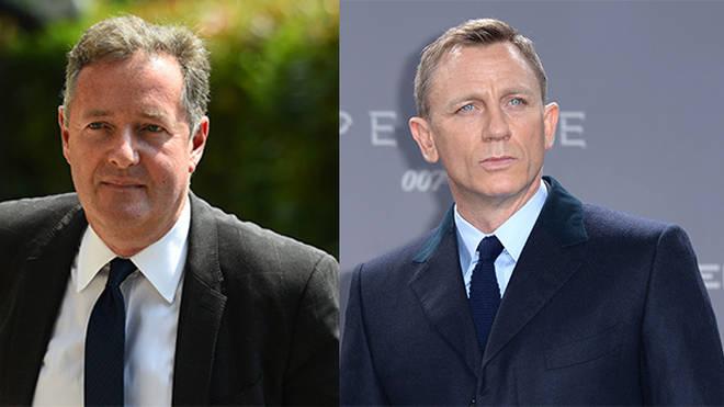 Piers Morgan blasted Daniel Craig's parenting methods on Twitter