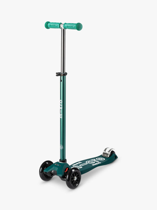 This scooter is suitable for 5-12 year olds