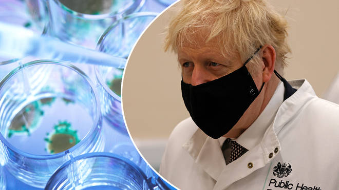 Boris Johnson made a surprise announcement just days ahead of Christmas