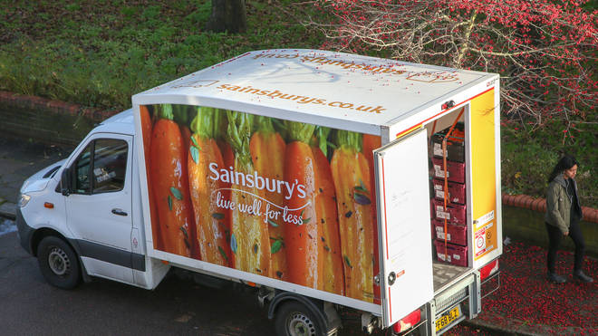 Sainsbury's is increasing delivery slots and click and collect