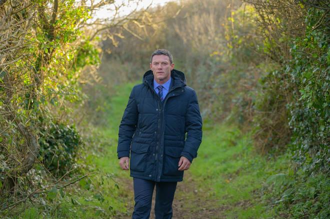 Luke Evans is starring in The Pembrokeshire Murders