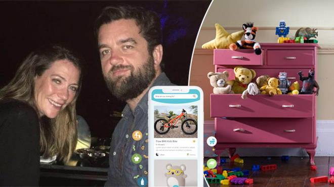 A new app lets parents swap their kids' presents