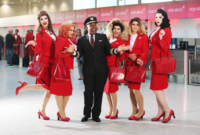 Virgin Atlantic are recruiting fabulous drag queen's for their World Pride flight to New York