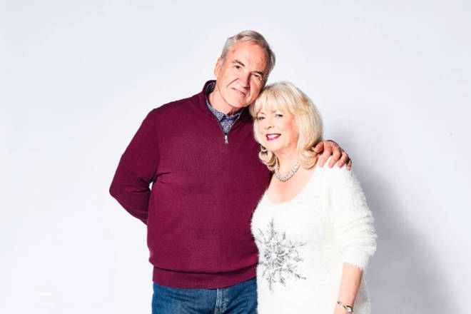 Larry Lamb plays Mick Shipman in Gavin and Stacey
