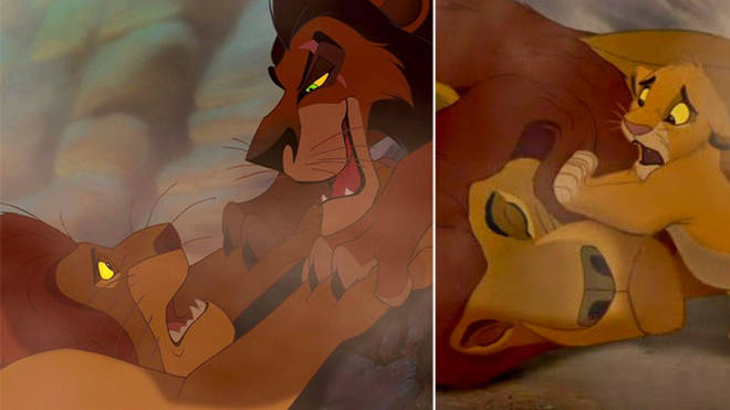 Mufasa's death has been voted one of the saddest movie moments