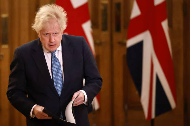 Boris Johnson could address the nation as early as today