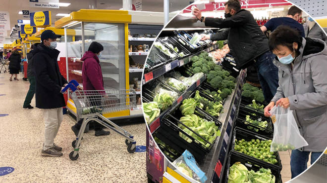 New restrictions have come in on supermarket products