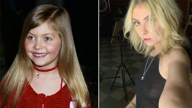 Taylor Momsen starred as Cindy Lou Who in The Grinch