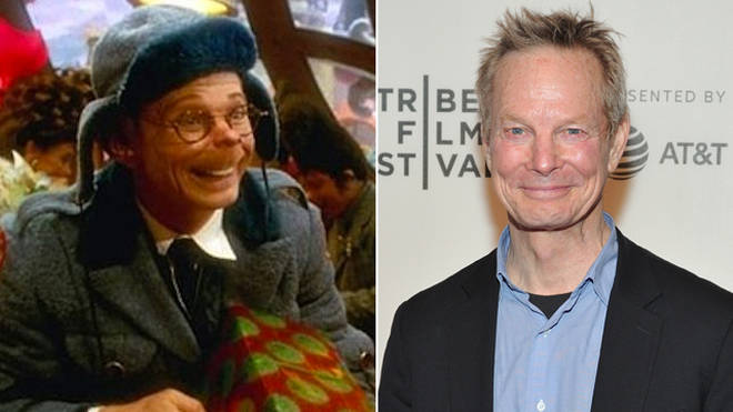 Bill Irwin starred as Lou Lou Who in The Grinch