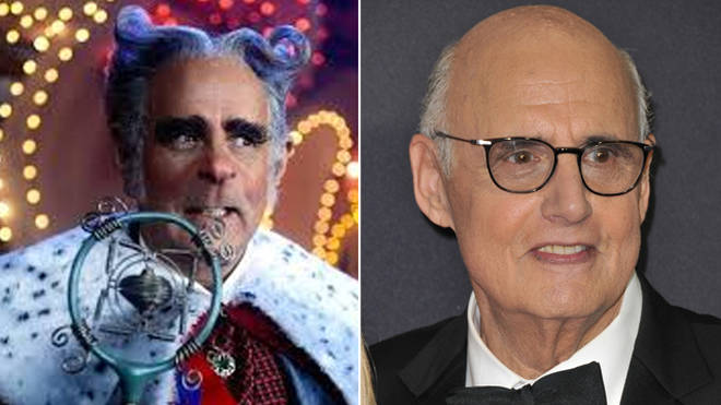 Jeffrey Tambor starred as Mayor Augustus Maywho in The Grinch