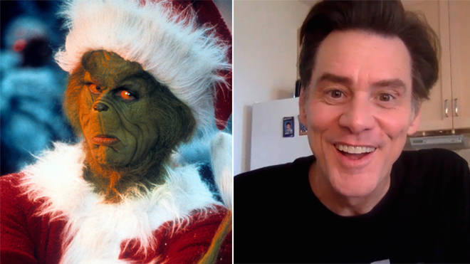 Jim Carey played The Grinch