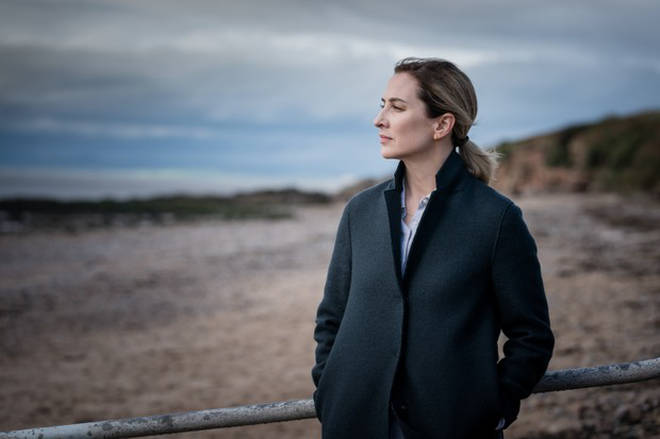 Morven Christie is starring as DS Lisa Armstrong in The Bay season 2