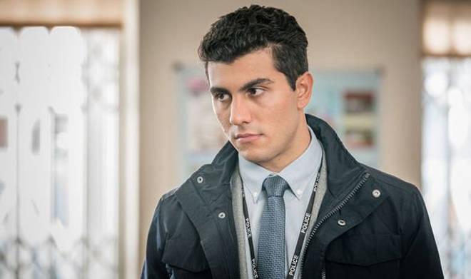 Taheen Modak stars as DC Med Karim in The Bay
