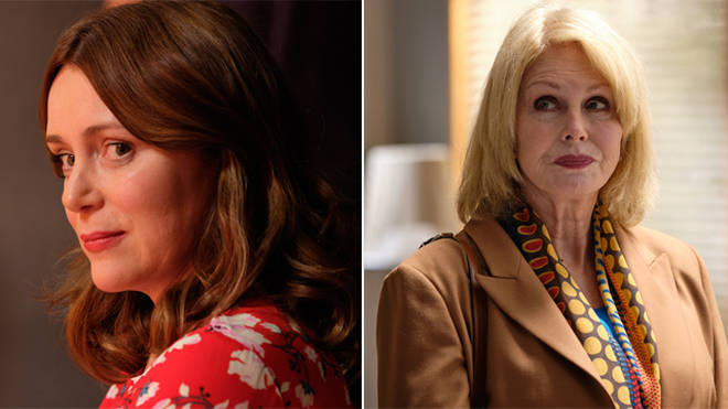Keeley Hawes and Joanna Lumley star in Finding Alice