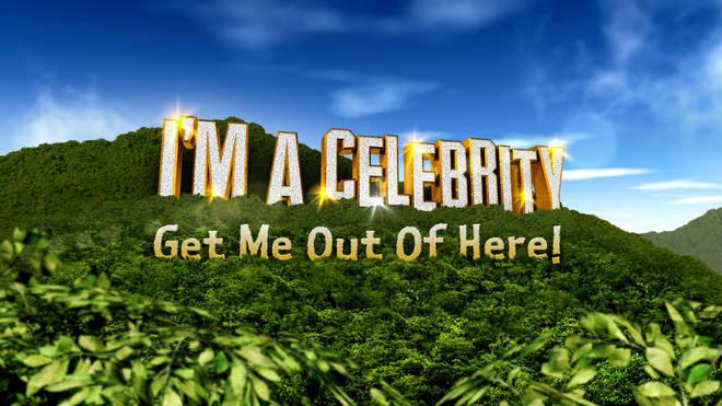 I'm A Celebrity logo
