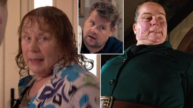Miss Trunchbull in Matilda is Smithy's mum in Gavin & Stacey