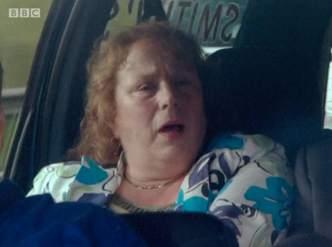 Pam Ferris played Smithy's mum Cath in Gavin & Stacey