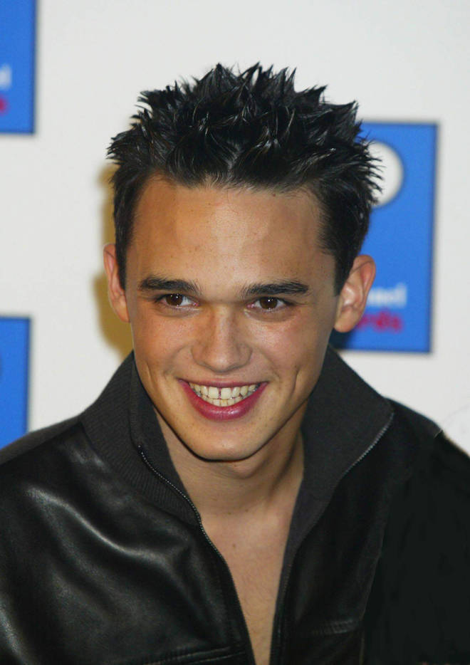 Gareth Gates has bulked up since his early years in showbiz
